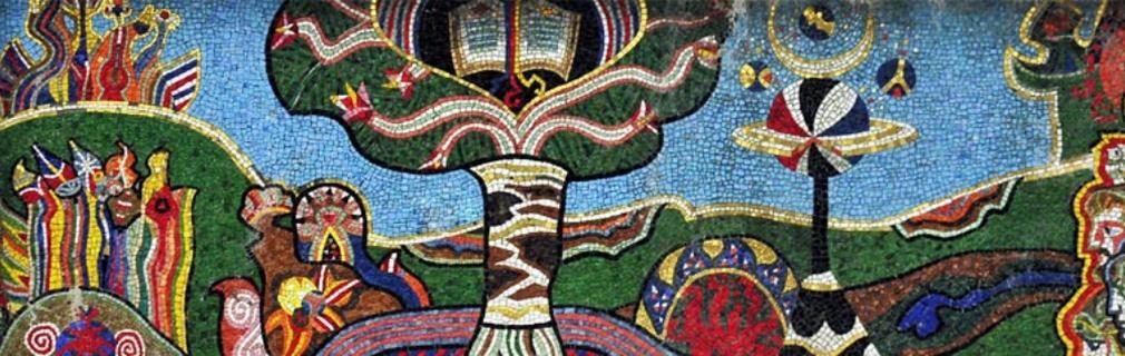 Banner - mozaika